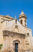Palo del Colle church. Apulia. — Stock Photo