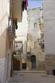 Palo del Colle Oldtown. Apulia. — Stock Photo