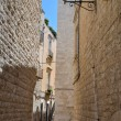 Giovinazzo Oldtown. Apulia. — Stock Photo #3154308