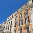 Palaces in Bari Oldtown. Apulia. — Stock Photo