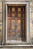 St. Peter Church. Craco. Basilicata. — Stock Photo