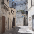 Altamura Oldtown. Apulia. — Stock Photo