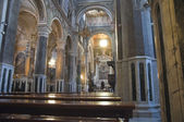 Inside Altamura Cathedral. — Stock Photo