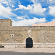 Stock Photo: Small fort. Bari. Apulia.