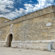 Small fort. Bari. Apulia. — Stock Photo