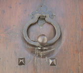 Doorknocker. — Stock Photo