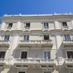 Palace. Bari. Apulia. — Stock Photo