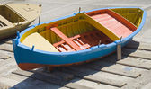 Colorful boat. — Stock Photo