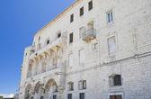 Palacio de seminario. molfetta. apulia. — Foto de Stock