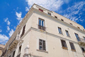 Palace. Bari. Apulia. — Stock Photo