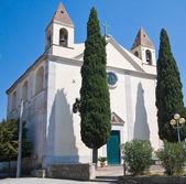 Eglise de saint rocco. venosa. basilicate. — Photo