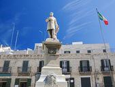 Statue de giuseppe mazzini. — Photo