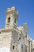 St. Salvatore Church. Monopoli. Apulia. — Stock Photo