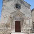 St. Nicholas of Greeks Church. Altamura. Apulia. — Stock Photo #3310962