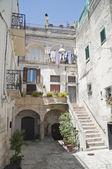Altamura Alleyway. Apulia. — Stock Photo