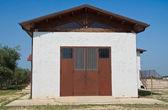 Farmhouse. — Stock Photo