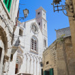 Cathedral view in Giovinazzo Oldtown. Apulia. — Stock Photo #3339502