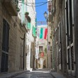 Stock Photo: Characteristic Alley. Giovinazzo Oldtown. Apulia.