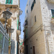 Giovinazzo Oldtown. Apulia. — Stock Photo