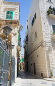Giovinazzo Oldtown. Apulia. — Stock Photo