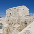 St. Antonio Abbot Church. Trani. Apulia. — Stock Photo #3354412