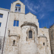 Knights Templar Church of Ognissanti. Trani. Apulia. - Stock Photo