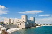 Frederick II Castle. Trani. Apulia. — Stock Photo