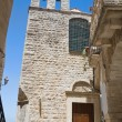Stock Photo: Madonndel Carmine Church. Giovinazzo. Apulia.