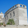 St. Scolastica Convent. Bari. Apulia. — Stock Photo