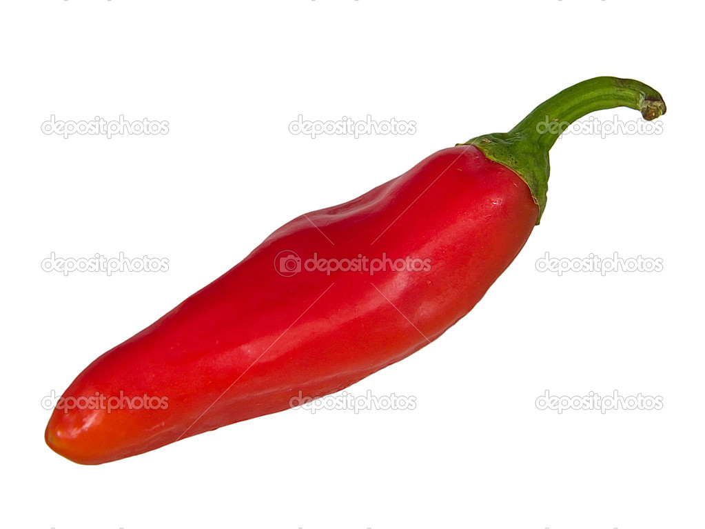 Red hot chili pepper. — Stock Photo #3397256