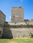 Norman-Swabian Castle. Bari. Apulia. — Stock Photo