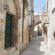 Alleyway. Bitetto. Apulia. — Stock Photo #3452452