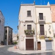 Typical house in Bari Oldtown. Apulia. — Stock Photo #3453075