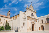Sanctuary of Blessed Giacomo. Bitetto. Apulia. — Stock Photo