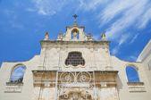 Sanctuary of Blessed Giacomo. Bitetto. Apulia. — Stock Photo