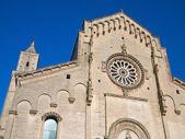 Matera kathedraal. Basilicata. — Stockfoto