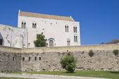 St. Nicholas Basilica. Bari. Apulia. — Stock Photo