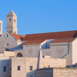 Giovinazzo Cathedral. Apulia. - Stock Photo