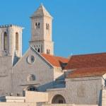 Giovinazzo Cathedral. Apulia. — Stock Photo