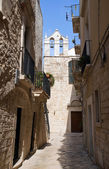 Church of the Carmine. Giovinazzo. Apulia. — Stock Photo