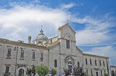St. Domenico Church. Giovinazzo. Apulia. — Stock Photo