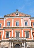 Episcopal Seminary Palace. Molfetta. Apulia. — Stock Photo