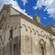 Matera Cathedral. Basilicata. — Stock Photo