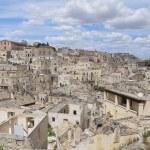 Sassi of Matera. Basilicata. — Stock Photo #3556471