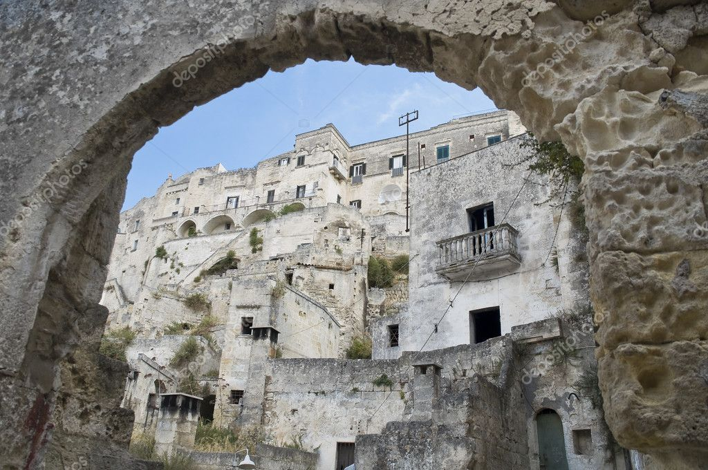 Sassi of Matera. Basilicata.  Stock Photo #3556415