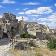 Sassi of Matera. Basilicata. - Stock Photo