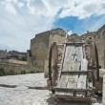 Sassi of Matera. Basilicata. — Stock Photo #3569337