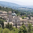 Royalty-Free Stock Photo: Panoramic view of Assisi. Umbria.