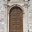 Stock Photo: Wooden Portal.