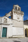 Mater Domini church. Matera. Basilicata. — Stock Photo